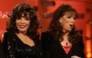 Dame Joan Collins on late sister Jackie: I miss her every day