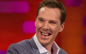Benedict Cumberbatch: I often stand back and remember how lucky I am
