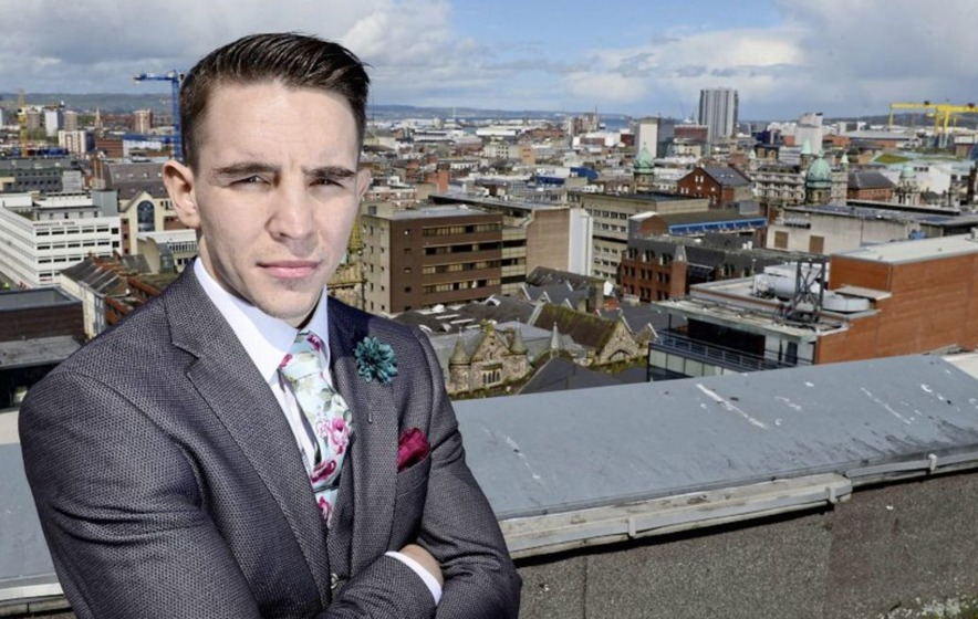 Boxer Michael Conlan  With two big fights coming up, I m a nine or 10 in  fitness 43eb5d4b681