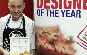 Sandwich designer in running for top crust title