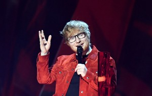 Ed Sheeran ballad Perfect 'voted the nation's favourite song'