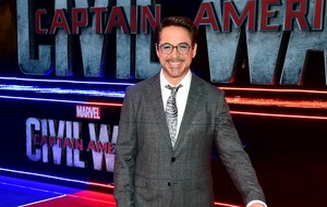 Robert Downey Jr reveals five of six Avengers have matching tattoos