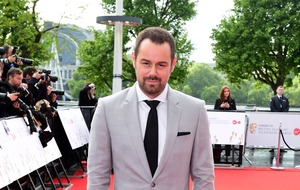 Mick Carter attacked by masked man in EastEnders