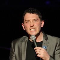 Jon Richardson: stand-up comedy is therapeutic for my worrying mind
