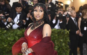 Nicki Minaj announces new album from the Met Gala red carpet