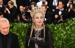 Madonna stuns Met Gala audience with performance of Like A Prayer
