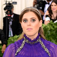 British royalty mixes with Hollywood A-listers as Beatrice attends Met Gala