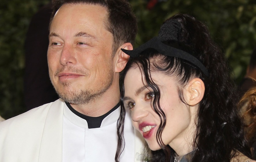 Elon Musk Is Dating Singer Grimes