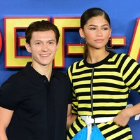 Tom Holland hints he and Zendaya are just friends with Met Gala post