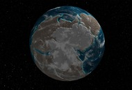 Interactive map shows what Earth looked like 600 million years ago
