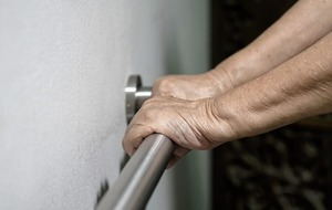 Nearly a third of dementia sufferers have been hospitalised due to a fall injury