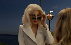 Cher gatecrashes party in final trailer for Mamma Mia! sequel