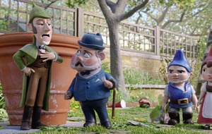 Film review: Sherlock Gnomes is elementary in the most unflattering sense