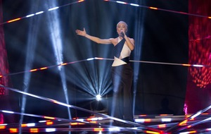 UK hopeful SuRie 'so excited' about Eurovision grand final