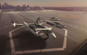 Uber shows off concept designs as it pushes ahead with flying taxi plans