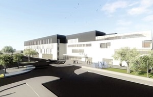 New £35m SRC Armagh campus wins UK award