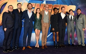 Avengers: Infinity War outpaces Marvel predecessors at UK box office