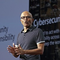 Microsoft boss calls privacy a human right