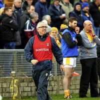 Antrim keeping sweeping as an option ahead of Carlow clash