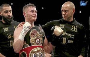 Belfast world champion Ryan Burnett signs up for WSBB