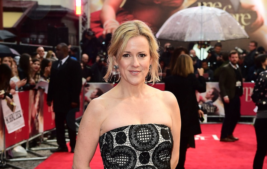 Author jojo moyes rescues adult literacy scheme from collapse.