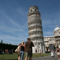 Why the Leaning Tower of Pisa survived earthquakes