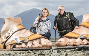 Mourne International Walking Festival celebrates 20th anniversary