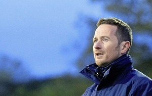 Darren Mullen pays emotional tribute to his late father after Newry gain promotion to Premiership