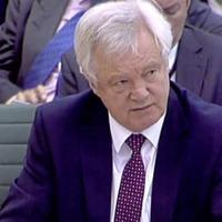 David Davis rejects NI Affairs Committee invite