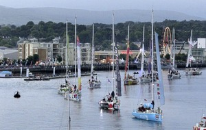 Tall ships and jazz lined up for Foyle Maritime Festival