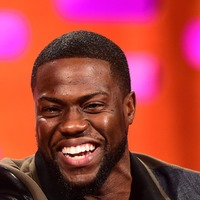 Kevin Hart proves his stand-up comedy skills in adorable video with his baby son