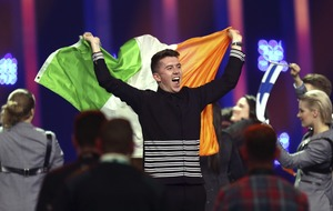 Ryan O'Shaughnessy welcomes Eurovision ban for China over censorship