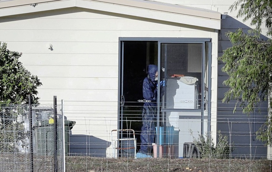 Margaret River deaths: three guns at scene belonged to children's grandfather