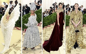 Sleb Safari: Met Gala dresses and drama
