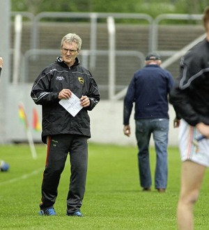Antrim have shown the way for Carlow says Barrowsiders boss Colm Bonnar