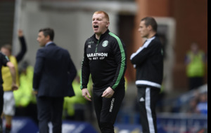 Hibernian's Marvin Bartley: players were shocked to hear Neil Lennon threaten to quit