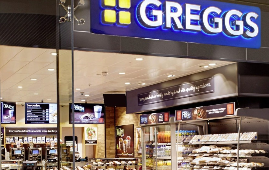 Portadown Welcomes Greggs To High Street Mall The Irish News