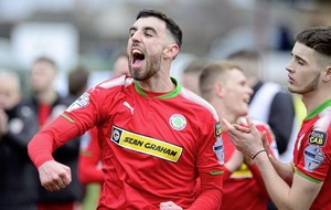 Cliftonville hot shot Joe Gormley spurns Vegas trip for crunch European qualifier