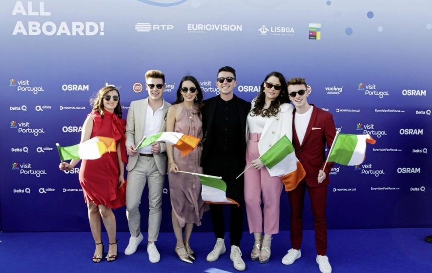 Eurovision bans China from broadcasting after it censored LGBT content from Ireland