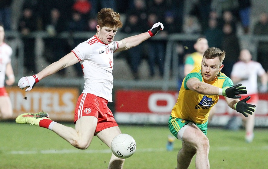 Donegal's Eamonn Doherty glad he stuck it out with Tir Chonnail
