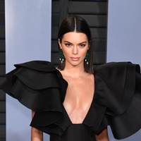 Kendall Jenner jokes about Cannes see-through dress