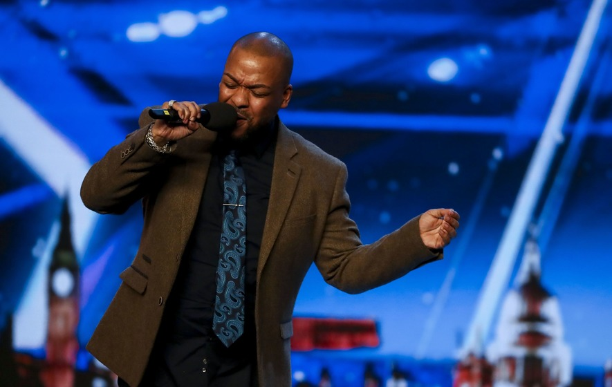 Golden buzzer on Britain's Got Talent for singer who had