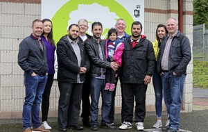 West Belfast community praised for 'amazing' response to help Syrian refugees