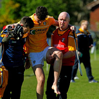 Antrim beat Carlow in stormy Joe McDonagh Cup clash