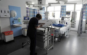 Last chance to save parts of health service from collapse