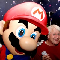 Someone shared a picture of a hairless Super Mario and it did not go down well
