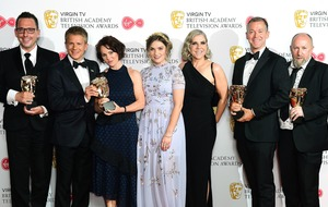 Casualty star says show 'keeps challenging itself' following Bafta win