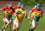 Conor Johnston's late points help Antrim to win over battling Carlow