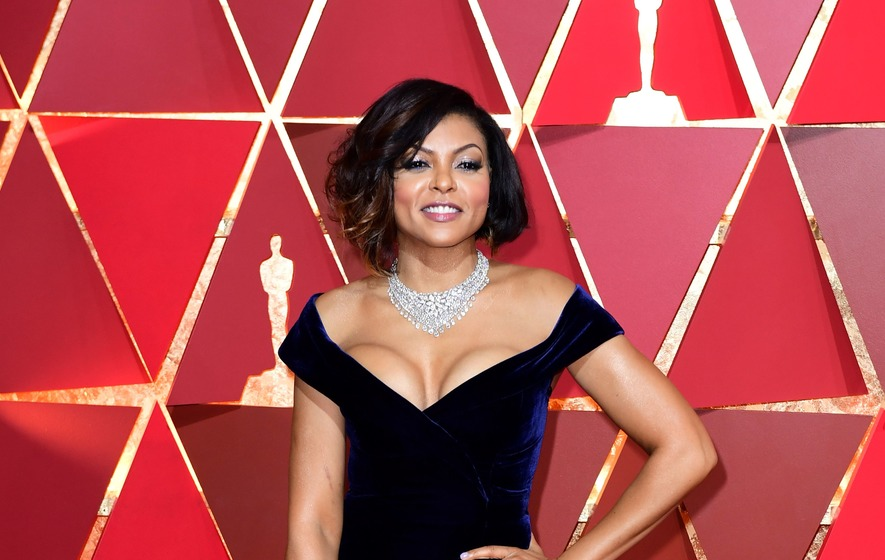 Taraji Henson is getting married
