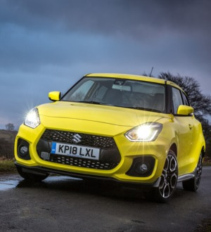 Suzuki Swift Sport: Turning up the heat on the warm hatch